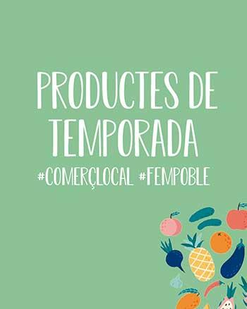 PRODUCTES DE TEMPORADA